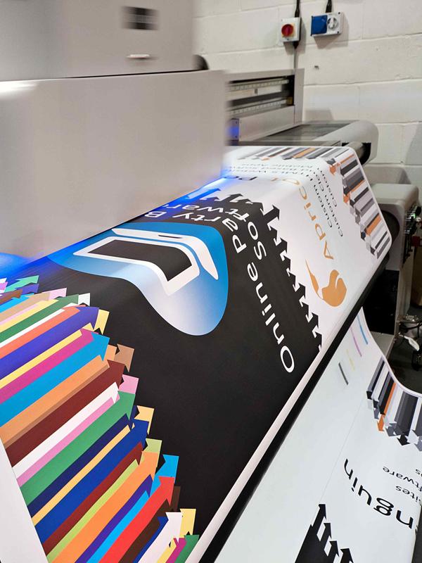 print large format P